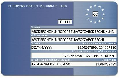 Free-european-health-insurance-card